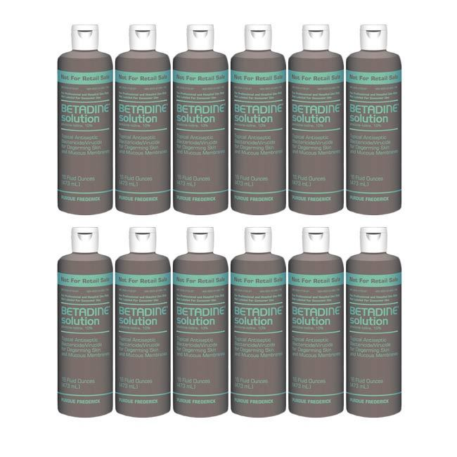 Picture of 16 oz Bottle - Case of 12