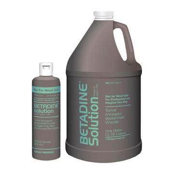 Picture of Betadine Solution - Antiseptic Povidone-Iodine