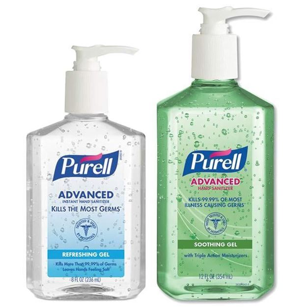 Picture of GOJO Purell - Instant Hand Sanitizer