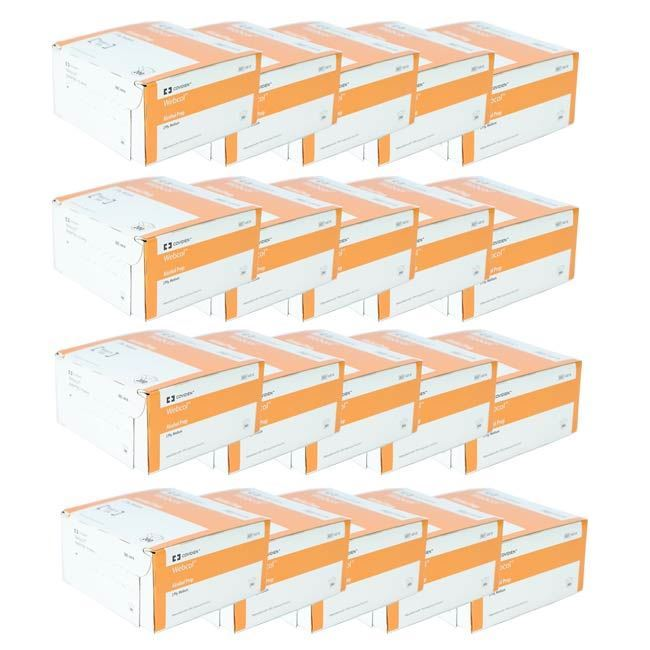 Picture of MED Pads - Case of 20 Boxes