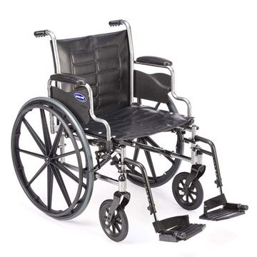 Picture of Invacare IVC Tracer EX2 - Standard Basic Wheelchair