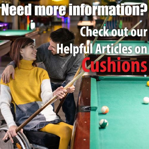Visit Helpful Articles on Cushions