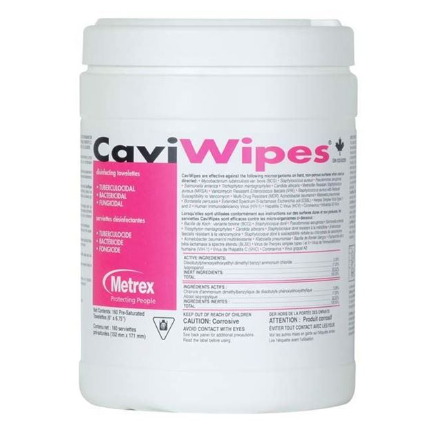 Picture of CaviWipes - Disinfectant Wipes