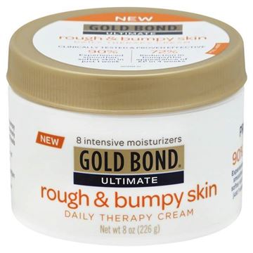 Picture of Gold Bond - Ultimate Rough and Bumpy Skin Daily Therapy Cream