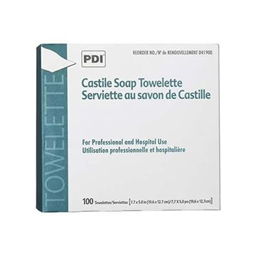 Picture of PDI - Castile Soap Towelette
