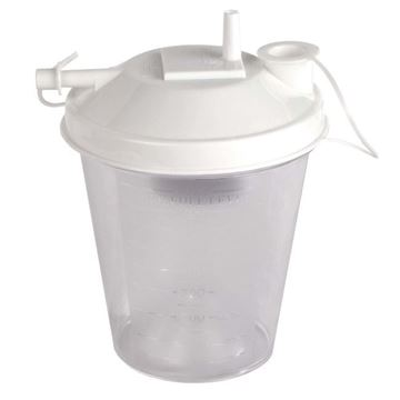 Picture of Allied - Schuco-Vac S330 Suction Machine/Aspirator Replacement Canister