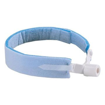 Picture of Dale 240 Blue - Tracheostomy Tube Holder