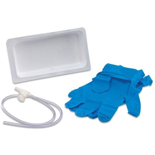 Picture of Covidien Argyle - Suction Catheter Tray with Chimney Valve