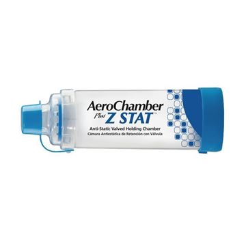Picture of Aerochamber Monaghan Z Stat Inhaler Spacer