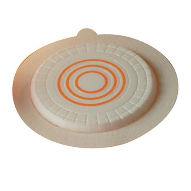 Picture of Comfeel  - Round Hydrocolloid Dressing