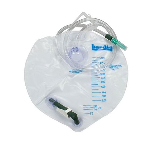 Picture of Bard Bardia - 2000ml Urine Bag
