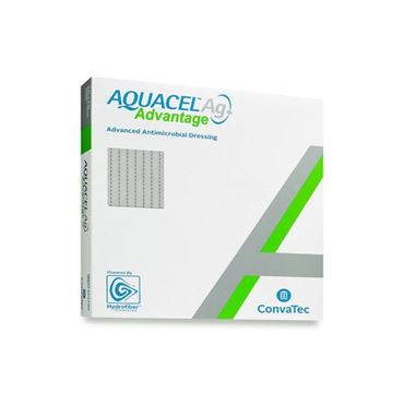 Picture of AQUACEL Ag Advantage Enhanced Hydrofiber Dressing