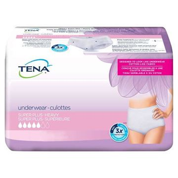 Picture of TENA For Women - Super Plus Heavy Underwear