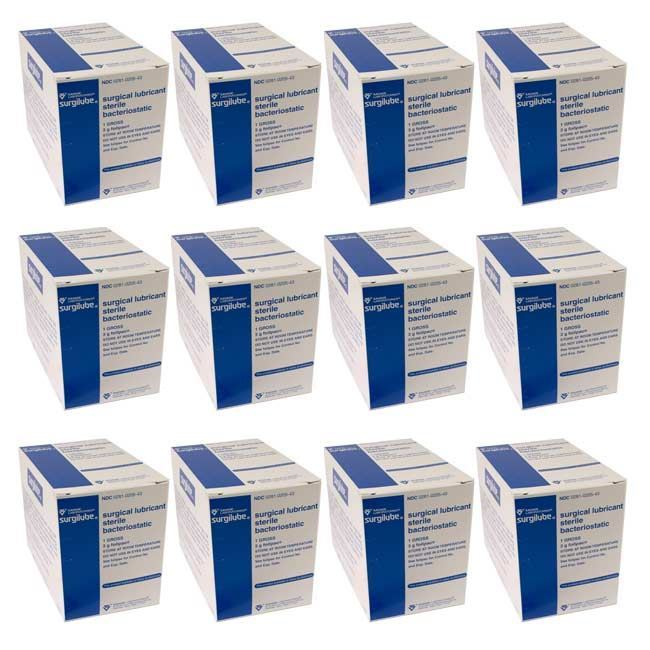 Picture of 3 Gram Packets - Case of 12 Boxes