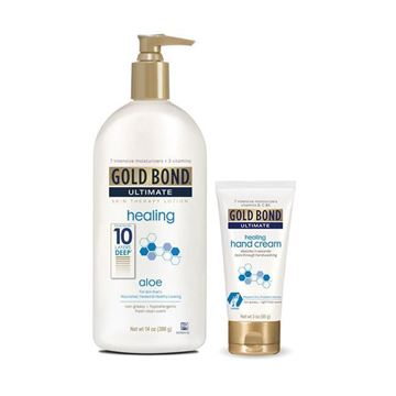 Picture of Gold Bond - Ultimate Skin Therapy Lotion (Healing with Aloe)