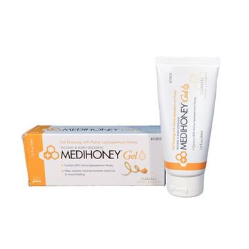 Picture of Derma Sciences Medihoney - 1 1/2 oz Wound and Burn Dressing Gel