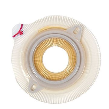 Picture of Coloplast Assura - Skin Barrier Flange with Belt Tabs (Extra Extended Wear - Pre-cut)