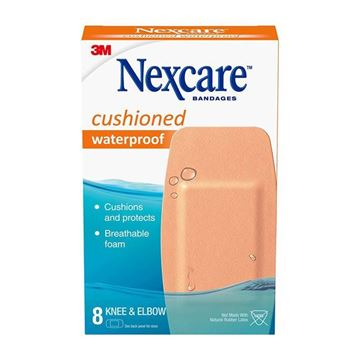 Picture of 3M Nexcare - Waterproof Cushioned Foam Bandages