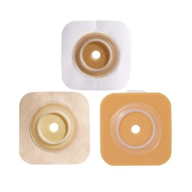 Picture of ConvaTec SUR-FIT Natura - Stomahesive Flexible Skin Barrier with Flange (Cut to Fit)