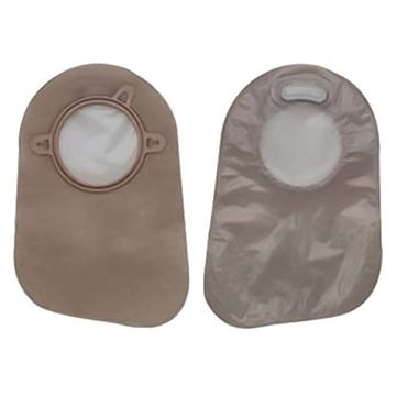 """Picture of Hollister New Image - 9"""" 2-Piece Closed Ostomy Bag with Filter"""